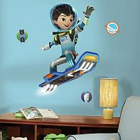 Disney's Miles From Tomorrowland Peel & Stick Giant Wall Decal