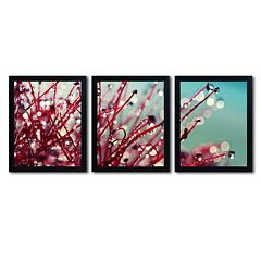 Trademark Fine Art ''For You And Me'' 3-pc. Wall Art Set