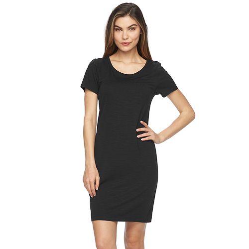Women's Apt. 9® Crewneck T-Shirt Dress