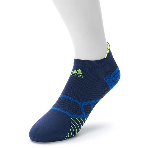 Men's adidas Energy No-Show Performance Running Socks