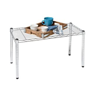 Honey-Can-Do Urban 14'' x 30'' Wire Table