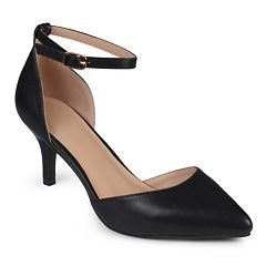 Journee Collection Ike Women's Akle Strap High-Heels