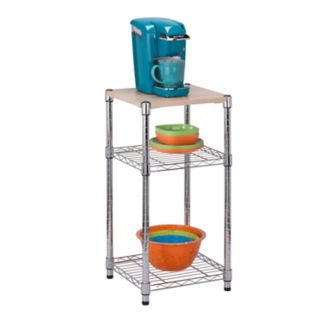 Honey-Can-Do 3 Tier Shelving Unit