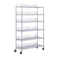 Honey-Can-Do 6 Tier Urban Shelving Unit