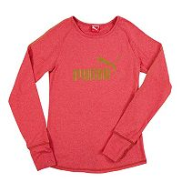 PUMA Girls 4-6x Athletic Tee