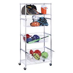 Honey-Can-Do Sports Garage Organizer