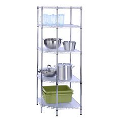 Honey-Can-Do 5 Tier Corner Shelf