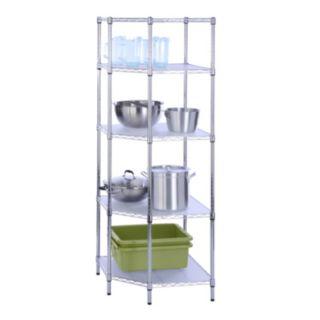 Honey-Can-Do 5 Tier Corner Shelf
