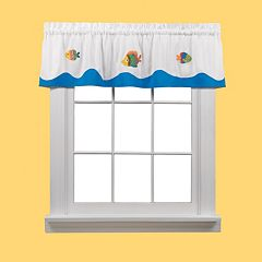 Saturday Knight, Ltd. Sea Window Valance