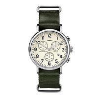 Timex Men's Weekender Chronograph Watch