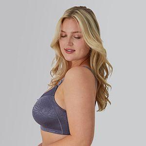 Bali Bra: Double Support Spa-Closure Comfort-U Full-Figure Bra 3372