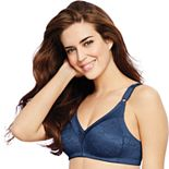 Bali® Bra: Double Support Spa-Closure Comfort-U Full-Figure Bra 3372