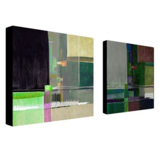 Trademark Fine Art ''Abstract II'' 2-pc. Wall Art Set