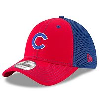 Adult New Era Chicago Cubs 39THIRTY Team Front Neo Flex-Fit Cap