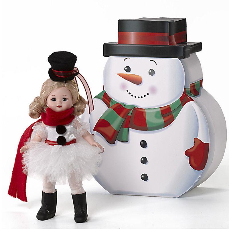 Madame Alexander Snowman Ballerina Doll, Multicolor