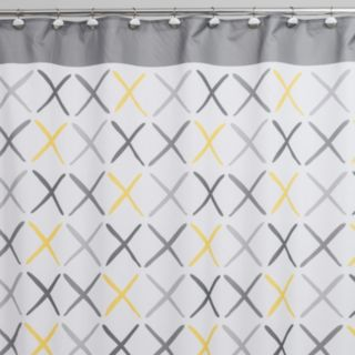 Saturday Knight, Ltd. Gen X Shower Curtain