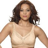 Playtex® Bra: 18 Hour Comfort Lace Full-Figure Bra 4088 - Women's
