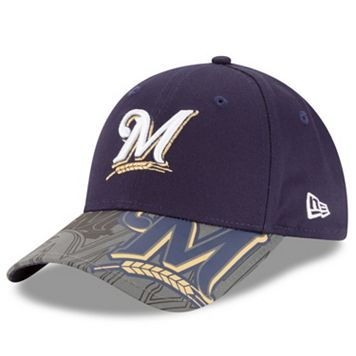 Youth New Era Milwaukee Brewers 9FORTY Reflect Fuse Snapback Cap