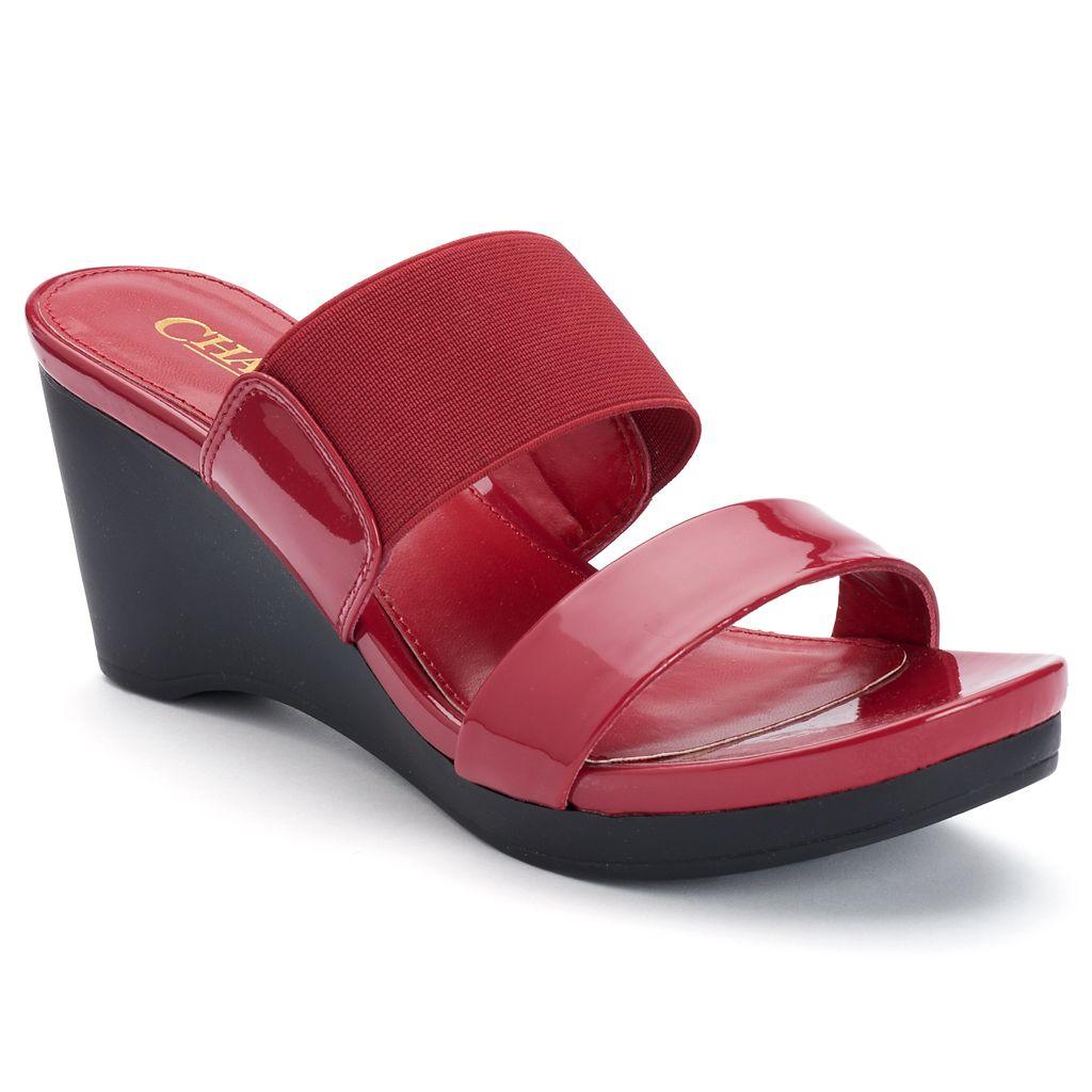 Chaps Rhoda Women's Wedge Sandals