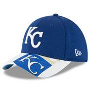 Adult New Era Kansas City Royals 9FORTY Duel Logo Snapback Cap