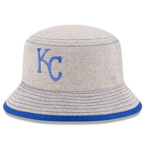 Youth New Era Kansas City Royals Tot Bucket Hat