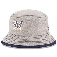 Youth New Era Milwaukee Brewers Tot Bucket Hat