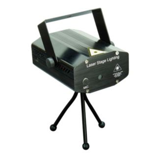 Miniature Laser Stage Disco Lighting Projector