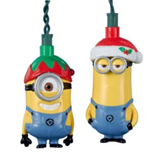 Minions Stuart & Kevin 10-Light Strand Set
