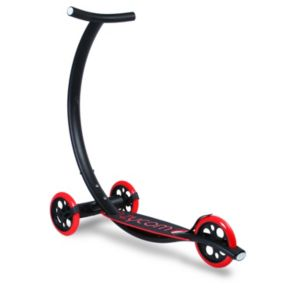 Adult Zycom Coast Black & Red Scooter