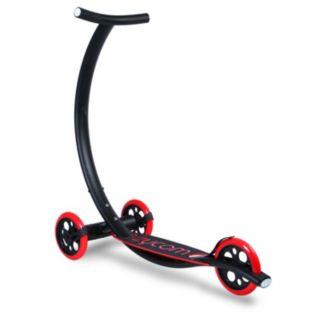 Adult Zycom Coast Black & Red Scooter