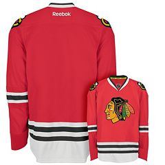 Men's Reebok Chicago Blackhawks Team Jersey