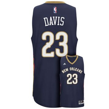 Men's adidas New Orleans Pelicans Anthony Davis Jersey