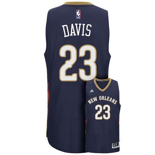 Men's adidas New Orleans Pelicans Anthony Davis Jersey