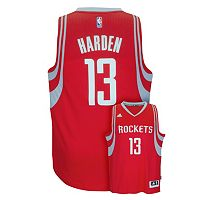 Men's adidas Houston Rockets James Harden Replica Jersey