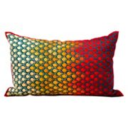 Kathy Ireland Abstract Throw Pillow