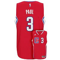 Men's adidas Los Angeles Clippers Chris Paul Jersey