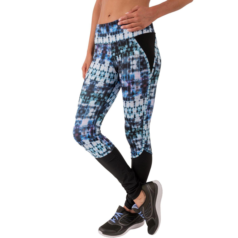 Womens RBX Colorblock Workout Leggings
