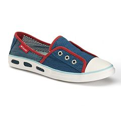 Columbia Bombie Vulc N Vent Women's Sporty Slip-On Shoes by