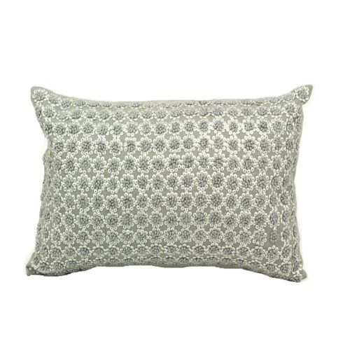 Joseph Abboud Geometric Throw Pillow