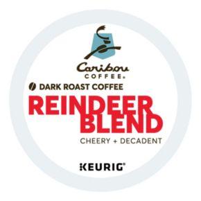 Keurig® K-Cup® Pod Caribou Coffee Reindeer Blend Dark Roast Coffee - 16-pk.
