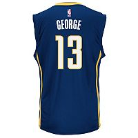 Men's adidas Indiana Pacers Paul George Replica Jersey