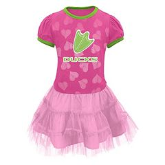 Toddler Oregon Ducks Tutu Dress