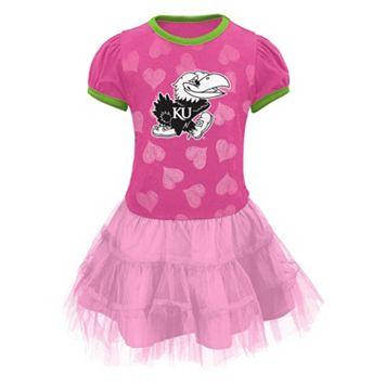Toddler Kansas Jayhawks Tutu Dress