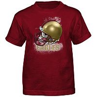 Boys 4-7 Boston College Eagles Helmet Tee