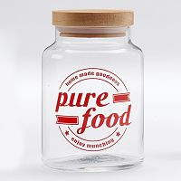 Food Network™ 30-oz. Glass Storage Jar