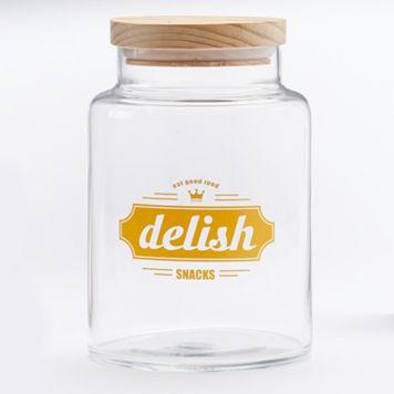 Food Network™ 46-oz. Glass Storage Jar