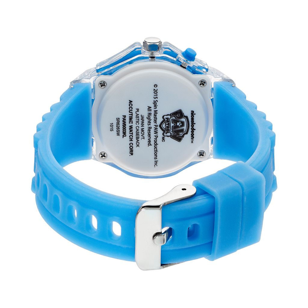 Paw Patrol Kids' Light-Up Watch