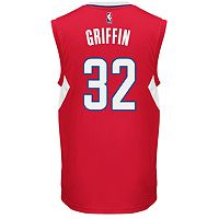 Men's adidas Los Angeles Clippers Blake Griffin Replica Jersey