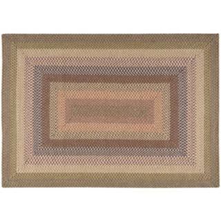 Nourison Craftworks Braided Reversible Rug