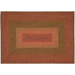 Nourison Craftworks Braided Reversible Rug